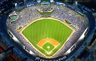 Baseball Aerial Photo Gallery