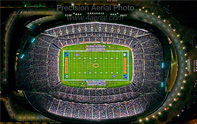 Football Aerial Photo Gallery